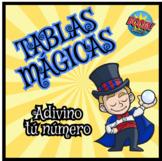 Tablas Mágicas BOOM CARDS