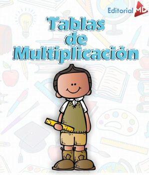 Tablas de Multiplicar para Niños Para Imprimir
