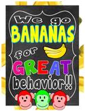 Table Behavior Bananas