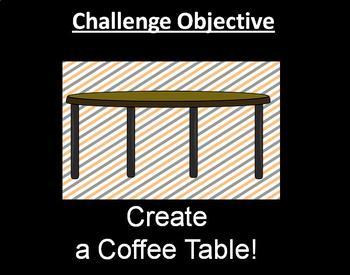 Table Building STEM challenge