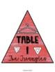 Table Numbers Geometry Based