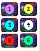 Table Numbers (Space/Galaxy Theme)