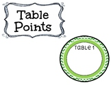 Table Point Hanging Organizer