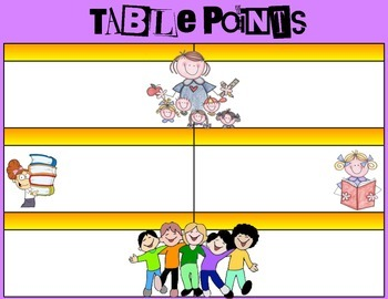 Table Point Organizer