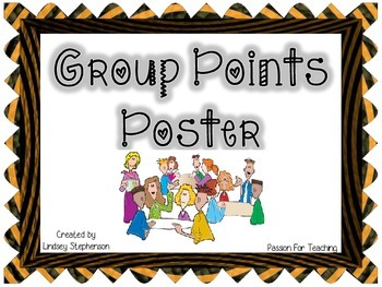 Table Points Classroom Management
