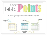 Table Points (Positive Reinforcement System)