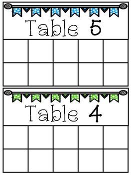 Table Points | Reward System | Classroom Management