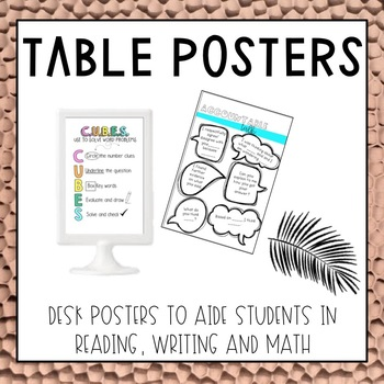 Table Posters