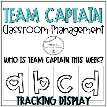 Table Team Captain Identifier