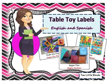 Table Toy Labels