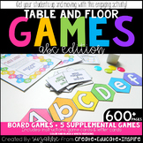 Table and Floor Games (ABC Edition)