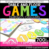Table and Floor Games (Number Edition 0-20)