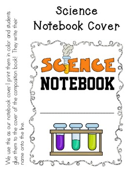 Table of Contents ~ Interactive Science Notebook Pack