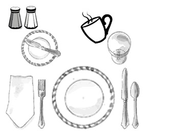 Table setting pictures