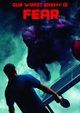 Table tennis Poster: Fear