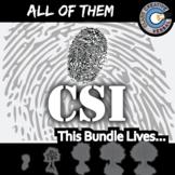 CSI: English Language Arts -- ALL OF THEM -- 20+ Language
