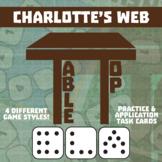 TableTop ELA -- Charlotte's Web -- Game-Based Literature Activity