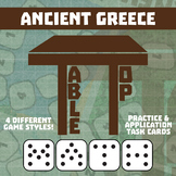TableTop History -- Ancient Greece -- Game-Based Small Gro