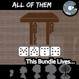 TableTop Math -- ALL OF THEM -- Grades (5-12) -- Games -- Math Games
