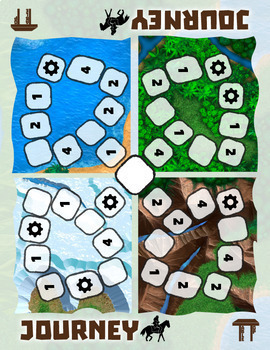 TableTop Math -- GEOMETRY BUNDLE -- 8 Game-Based Group Practice Activities