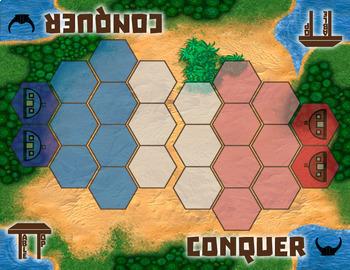 TableTop Math -- GEOMETRY CURRICULUM BUNDLE -- 8+ Geometry Games