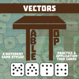 TableTop Math -- Vectors -- Game-Based Small Group Practice