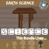 TableTop Science -- EARTH SCIENCE CURRICULUM -- 7+ Science Games