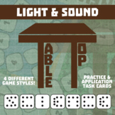 TableTop Science -- Light & Sound -- Game-Based Group Practice