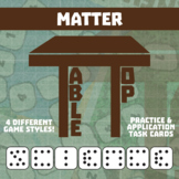 TableTop Science -- Matter -- Game-Based Group Practice