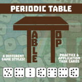 TableTop Science -- Periodic Table -- Game-Based Group Practice