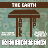 TableTop Science -- The Earth -- Game-Based Group Practice