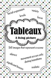Tableaux Poster (Colour)