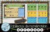 Tableaux de Numération 2e cycle **7 AFFICHES**
