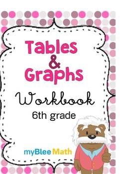 Tables & Graphs : Sixth Grade