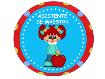 Tables Signs - Raggedy Theme (Spanish)
