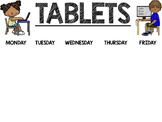 Tablet, Computer, Ipad Center List