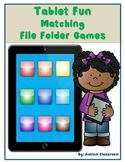 Tablet Fun File Folder Games