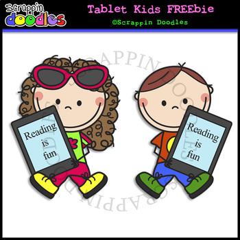 Tablet Kids FREEbie