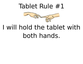 Tablet Rules