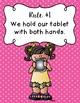 Tablet Rules [Editable!]