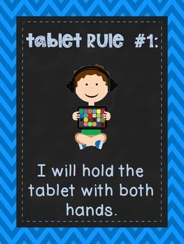 Tablet Rules Freebie