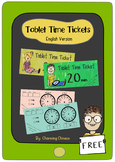 Tablet Time Tickets pack Free English Version