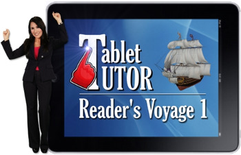 Tablet Tutor Mini Lesson:  Reader's Voyage 1