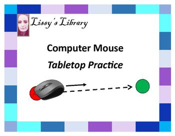 Tabletop Computer Mouse Practice (Children/Special Needs)
