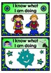 Tabletop Help Cards (Classroom Management)