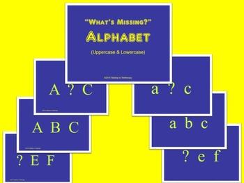 Tabletop to Teletherapy's Alphabet Bundle