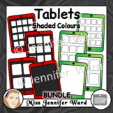 Tablets Clipart Set 2 BUNDLE