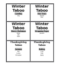Taboo Bundle