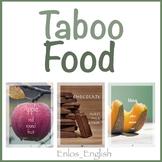 Taboo Cards Food