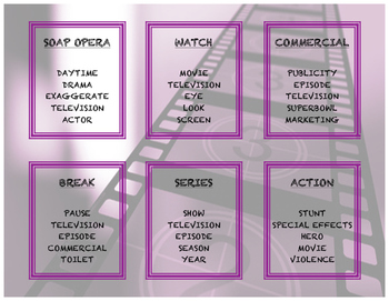 Taboo Game - Movies and Television